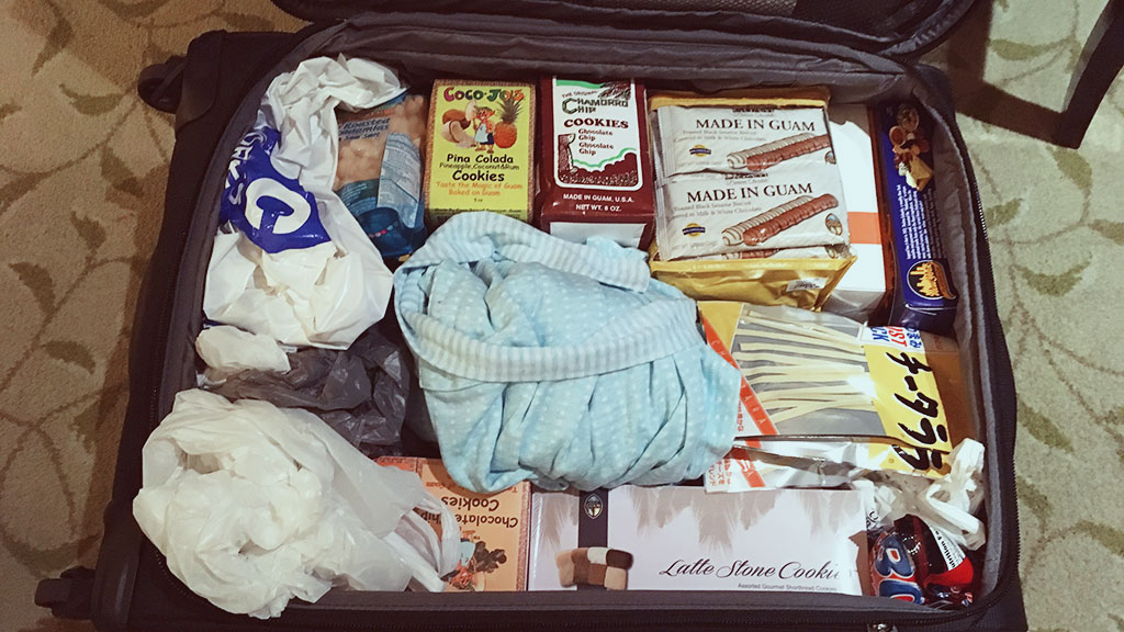 Packing Accomplished