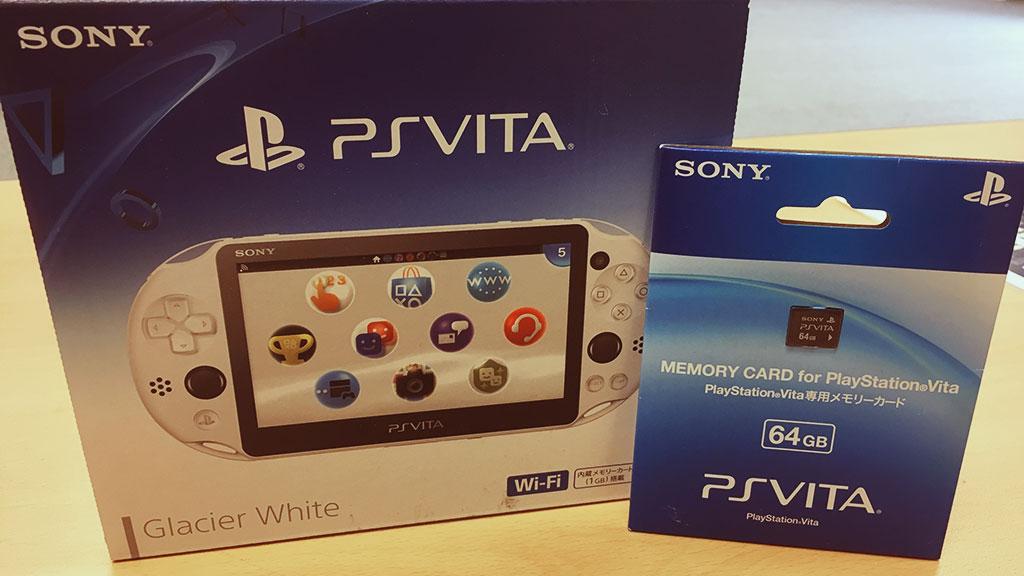 PS Vita & Memory Card