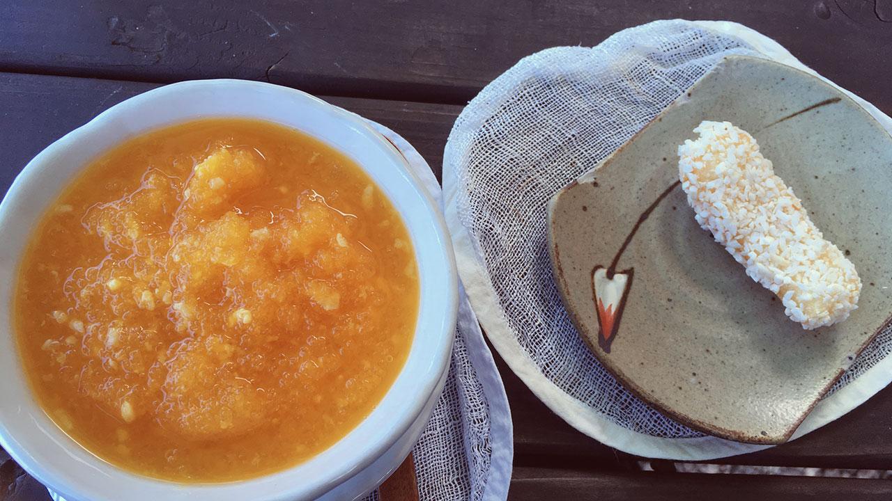 Pumpkin Tea & Treat in Naksansa